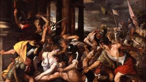 Jodocus van Winghe - Delila's Betrayal and Samson's Capture