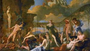 Nicolas Poussin - The Kingdom of Flora