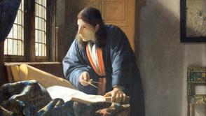 Jan Vermeer - The Geographer