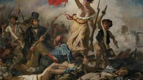 Eugène Delacroix - Die Freiheit führt das Volk an