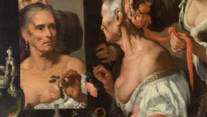 Bernardo Strozzi - Allegory of Vanity