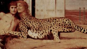 Fernand Khnopff - Caresses