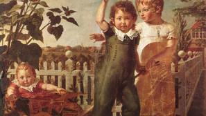 Philipp Otto Runge - The Hülsenbek Children