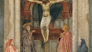 Masaccio - The Holy Trinity