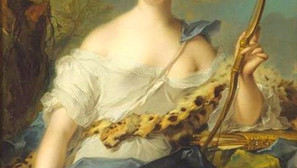 Jean Marc Nattier - Madame de Pompadour