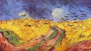 Vincent Van Gogh - Cornfield with Crows