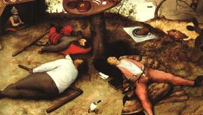 Pieter Bruegel the Elder - Cockaigne