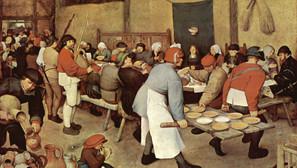 Pieter Bruegel the Elder - Peasant Wedding