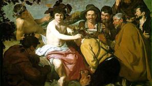 Diego Velázquez - The Drunkards
