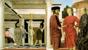 Piero della Francesca - The Flagellation of Christ