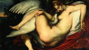 Peter Paul Rubens - Leda and the Swan