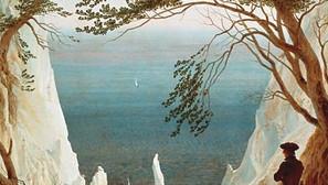 Caspar David Friedrich - Chalk cliffs on Rügen