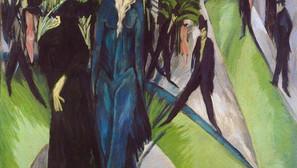 Ernst Ludwig Kirchner - Potsdamer Platz