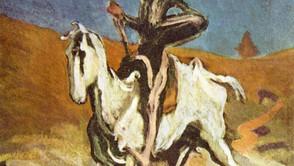 Honoré Daumier - Don Quichotte