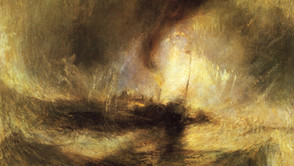 William Turner - Snow Storm: Steam-Boat off a Harbour's Mouth