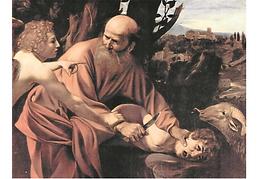 18 Die Opferung Isaaks