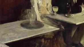 Edgar Degas - The Absinthe