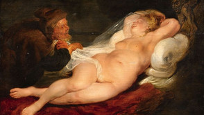 Peter Paul Rubens - Angelica and the Hermit