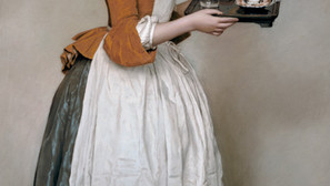 Jean Étienne Liotard - The Chocolate Girl
