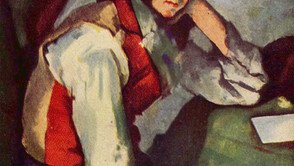 Paul Cézanne - Boy with the red vest