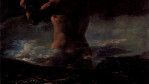 Francisco Goya y Lucientes (Succession) - The Colossus