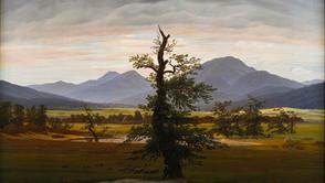 Caspar David Friedrich - The Lonely Tree