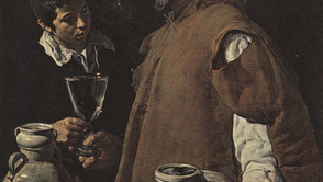 Diego Velázquez - The Waterseller of Seville