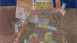 Paul Klee - Part of G