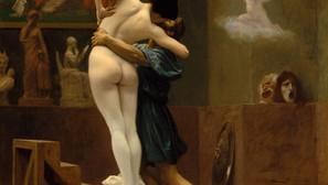 Jean-Léon Gérôme - Pygmalion and Galataea