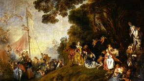 Antoine Watteau - The Embarkation to Kythera