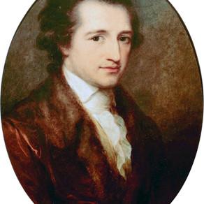 Angelika Kauffmann - Porträt des Johann Wolfgang von Goethe