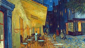 Vincent Van Gogh - Café Terrace in the Evening