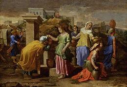 19 Rebekka am Brunnen