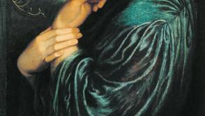 Dante Gabriel Rossetti - Proserpina