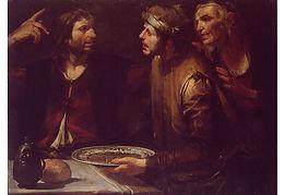 20 Esau verkauft sein Erstgeburtsrecht