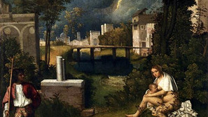 Giorgione - The Tempest