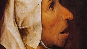 Pieter Bruegel the Elder - Head of a peasant woman