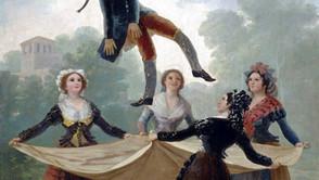 Francisco de Goya - The Straw Doll