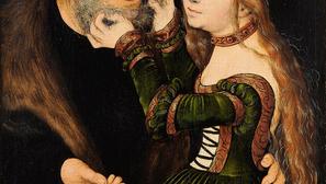 Lucas Cranach the Elder - The Unequal Couple