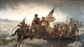 Emanuel Leutze - Washington crosses the Delaware