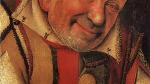 Jean Fouquet (attributed) - The court jester Gonella
