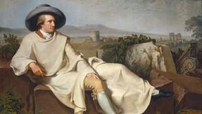 Johann Heinrich Wilhelm Tischbein - Goethe in the Campagna