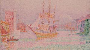 Paul Signac - The Port of Marseille