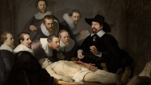 Rembrandt - The Anatomy of Dr. Tulp