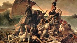 Théodore Géricault - The Raft of the Medusa