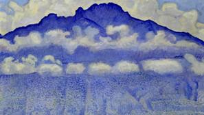 Ferdinand Hodler - Schynige Platte