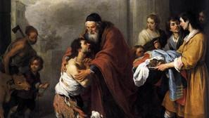 Bartolomé Esteban Murillo - The Return of the Prodigal Son