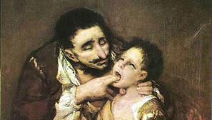 Francisco de Goya - Lazarillo de Tormes