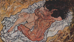 Egon Schiele - The Embrace