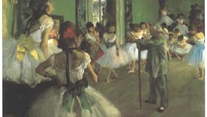 Edgar Degas - The Dancing Class